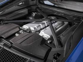 奥迪2019款R8:最后一款搭载内燃机的R8