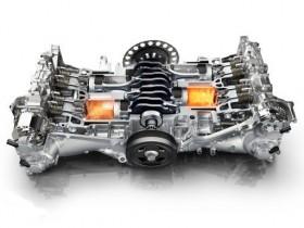 水平对置发动机特点及优缺点分析